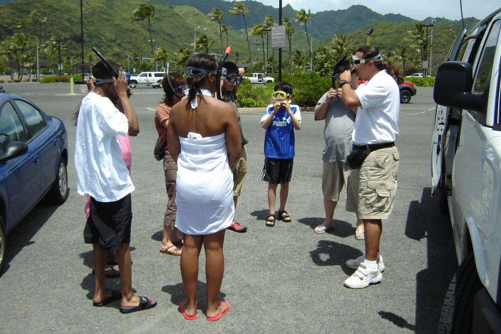 Hanauma Bay Tour - Snorkeling Instructions HBSA